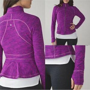 Lululemon Hustle In Your Bustle Jacket Women's 6